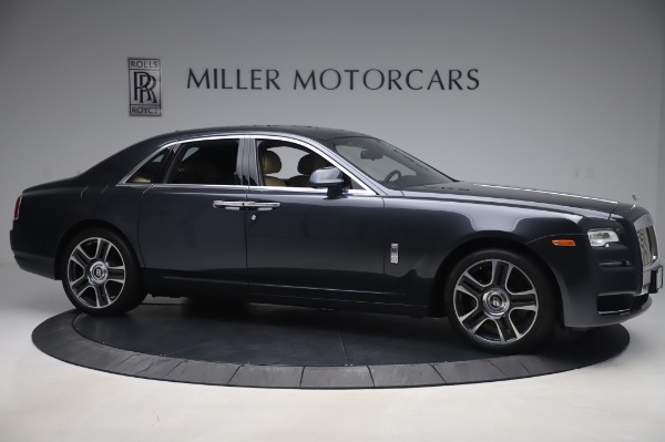 Used 2016 Rolls-Royce Ghost for sale $175,900 at Rolls-Royce Motor Cars Greenwich in Greenwich CT 06830 10