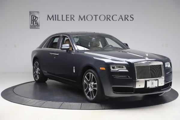 Used 2016 Rolls-Royce Ghost for sale $175,900 at Rolls-Royce Motor Cars Greenwich in Greenwich CT 06830 11