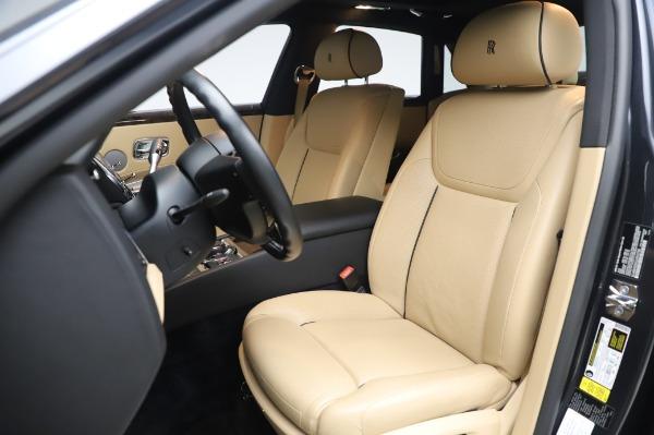 Used 2016 Rolls-Royce Ghost for sale $175,900 at Rolls-Royce Motor Cars Greenwich in Greenwich CT 06830 13