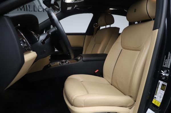 Used 2016 Rolls-Royce Ghost for sale $175,900 at Rolls-Royce Motor Cars Greenwich in Greenwich CT 06830 15