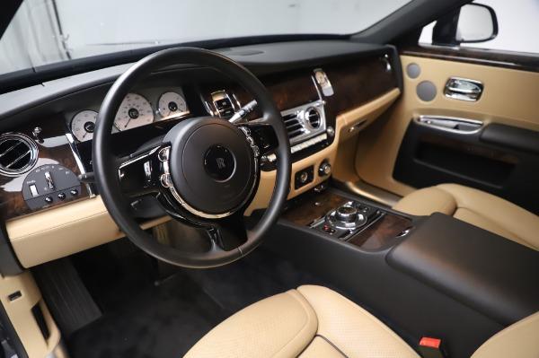 Used 2016 Rolls-Royce Ghost for sale $175,900 at Rolls-Royce Motor Cars Greenwich in Greenwich CT 06830 18