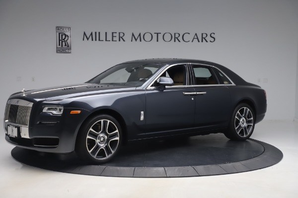 Used 2016 Rolls-Royce Ghost for sale $175,900 at Rolls-Royce Motor Cars Greenwich in Greenwich CT 06830 2