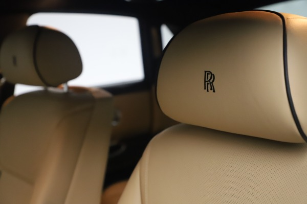 Used 2016 Rolls-Royce Ghost for sale $175,900 at Rolls-Royce Motor Cars Greenwich in Greenwich CT 06830 21