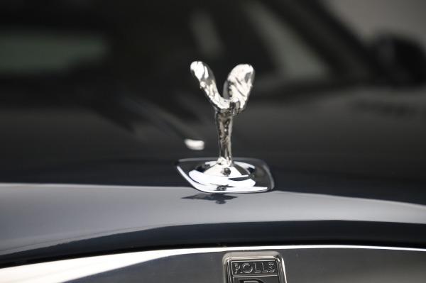 Used 2016 Rolls-Royce Ghost for sale $175,900 at Rolls-Royce Motor Cars Greenwich in Greenwich CT 06830 27