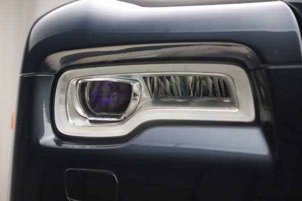 Used 2016 Rolls-Royce Ghost for sale $175,900 at Rolls-Royce Motor Cars Greenwich in Greenwich CT 06830 28