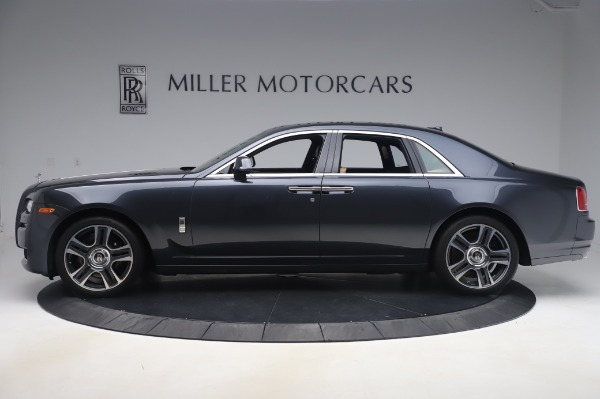 Used 2016 Rolls-Royce Ghost for sale $175,900 at Rolls-Royce Motor Cars Greenwich in Greenwich CT 06830 3