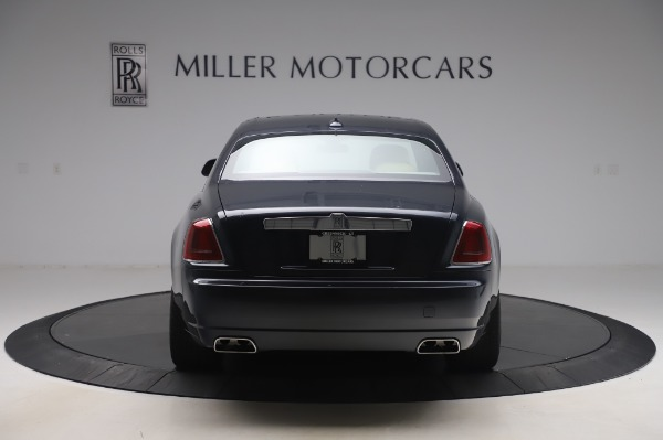 Used 2016 Rolls-Royce Ghost for sale $175,900 at Rolls-Royce Motor Cars Greenwich in Greenwich CT 06830 6