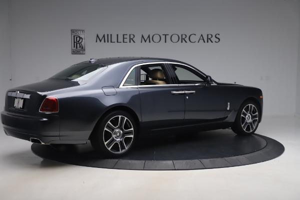 Used 2016 Rolls-Royce Ghost for sale $175,900 at Rolls-Royce Motor Cars Greenwich in Greenwich CT 06830 8