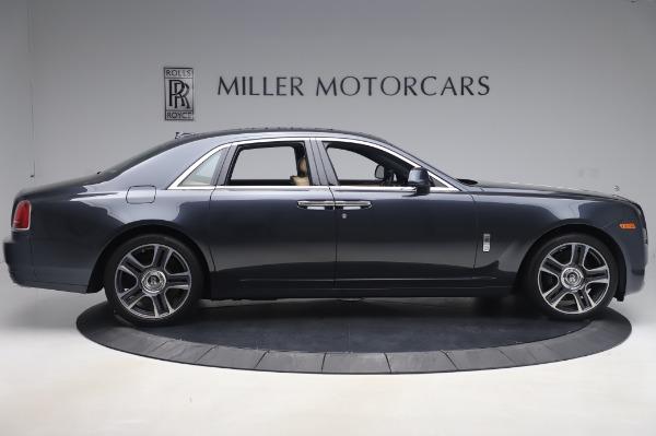 Used 2016 Rolls-Royce Ghost for sale $175,900 at Rolls-Royce Motor Cars Greenwich in Greenwich CT 06830 9