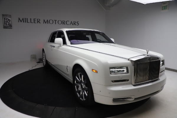Used 2014 Rolls-Royce Phantom for sale $199,900 at Rolls-Royce Motor Cars Greenwich in Greenwich CT 06830 3
