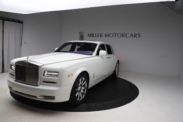 Used 2014 Rolls-Royce Phantom for sale $199,900 at Rolls-Royce Motor Cars Greenwich in Greenwich CT 06830 4