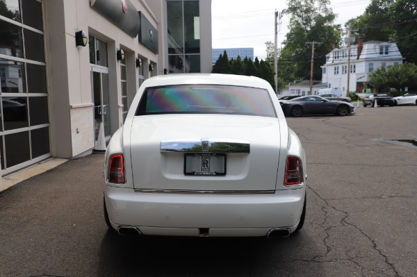 Used 2014 Rolls-Royce Phantom for sale $199,900 at Rolls-Royce Motor Cars Greenwich in Greenwich CT 06830 8