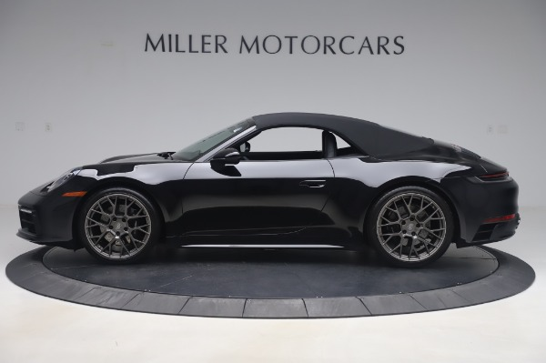 Used 2020 Porsche 911 Carrera 4S for sale Call for price at Rolls-Royce Motor Cars Greenwich in Greenwich CT 06830 13