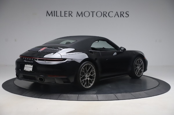 Used 2020 Porsche 911 Carrera 4S for sale Call for price at Rolls-Royce Motor Cars Greenwich in Greenwich CT 06830 15