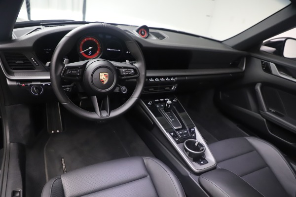 Used 2020 Porsche 911 Carrera 4S for sale Call for price at Rolls-Royce Motor Cars Greenwich in Greenwich CT 06830 17