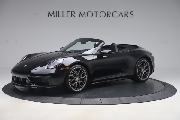 Used 2020 Porsche 911 Carrera 4S for sale Call for price at Rolls-Royce Motor Cars Greenwich in Greenwich CT 06830 2