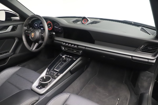 Used 2020 Porsche 911 Carrera 4S for sale Call for price at Rolls-Royce Motor Cars Greenwich in Greenwich CT 06830 22
