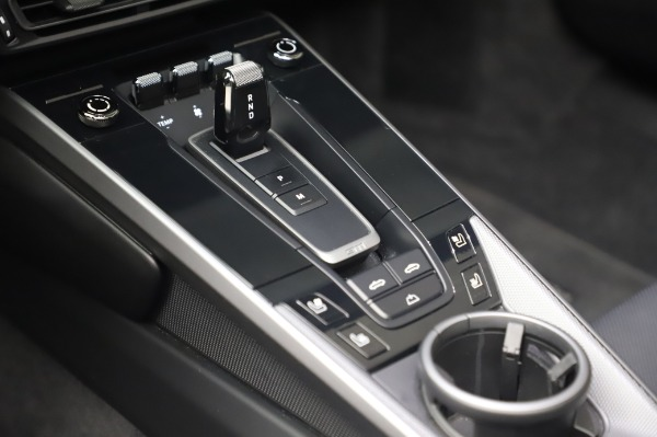 Used 2020 Porsche 911 Carrera 4S for sale Call for price at Rolls-Royce Motor Cars Greenwich in Greenwich CT 06830 26