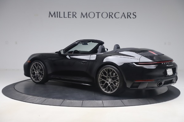 Used 2020 Porsche 911 Carrera 4S for sale Call for price at Rolls-Royce Motor Cars Greenwich in Greenwich CT 06830 4
