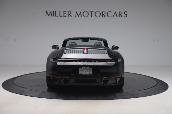 Used 2020 Porsche 911 Carrera 4S for sale Call for price at Rolls-Royce Motor Cars Greenwich in Greenwich CT 06830 6