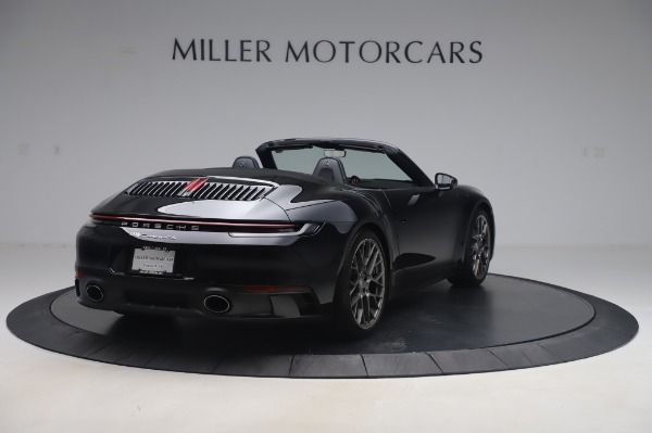 Used 2020 Porsche 911 Carrera 4S for sale Call for price at Rolls-Royce Motor Cars Greenwich in Greenwich CT 06830 7
