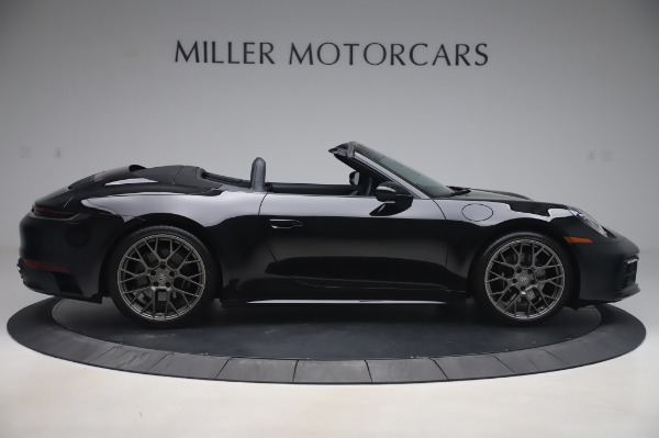 Used 2020 Porsche 911 Carrera 4S for sale Call for price at Rolls-Royce Motor Cars Greenwich in Greenwich CT 06830 9