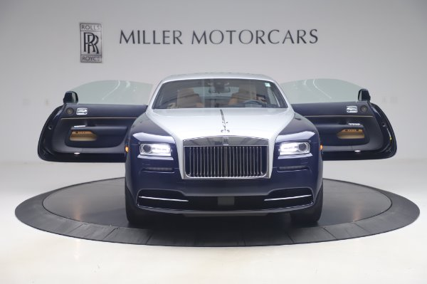 Used 2015 Rolls-Royce Wraith for sale $179,900 at Rolls-Royce Motor Cars Greenwich in Greenwich CT 06830 10