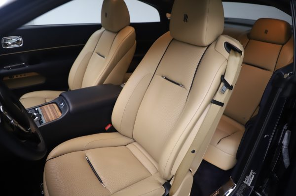 Used 2015 Rolls-Royce Wraith for sale $179,900 at Rolls-Royce Motor Cars Greenwich in Greenwich CT 06830 11