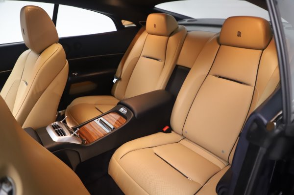 Used 2015 Rolls-Royce Wraith for sale $179,900 at Rolls-Royce Motor Cars Greenwich in Greenwich CT 06830 13