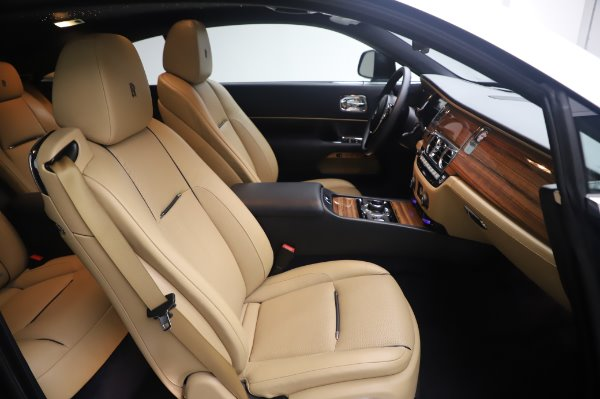Used 2015 Rolls-Royce Wraith for sale $179,900 at Rolls-Royce Motor Cars Greenwich in Greenwich CT 06830 15