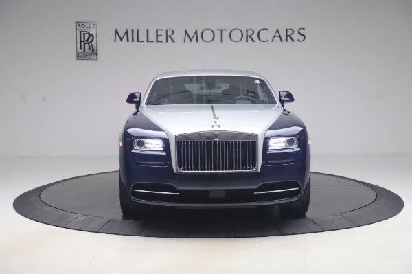 Used 2015 Rolls-Royce Wraith for sale $179,900 at Rolls-Royce Motor Cars Greenwich in Greenwich CT 06830 2
