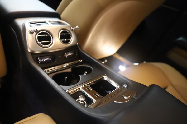 Used 2015 Rolls-Royce Wraith for sale $179,900 at Rolls-Royce Motor Cars Greenwich in Greenwich CT 06830 24