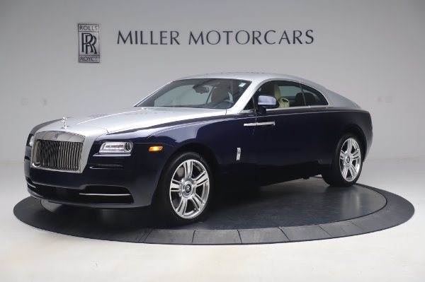 Used 2015 Rolls-Royce Wraith for sale $179,900 at Rolls-Royce Motor Cars Greenwich in Greenwich CT 06830 3