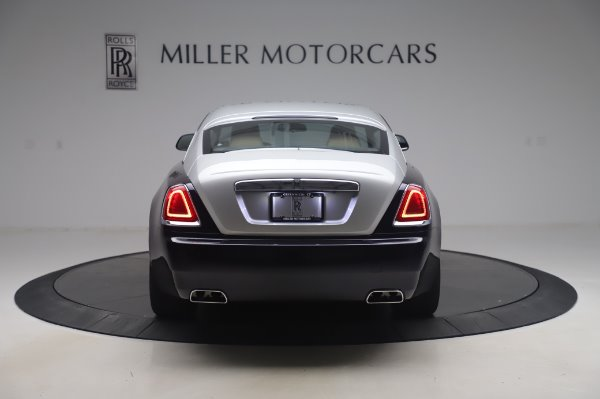Used 2015 Rolls-Royce Wraith for sale $179,900 at Rolls-Royce Motor Cars Greenwich in Greenwich CT 06830 6