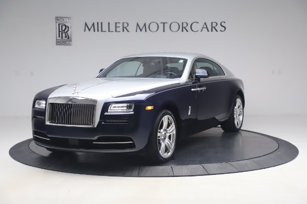 Used 2015 Rolls-Royce Wraith for sale $179,900 at Rolls-Royce Motor Cars Greenwich in Greenwich CT 06830 1