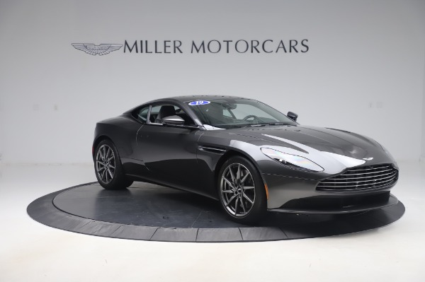 Used 2019 Aston Martin DB11 V8 Coupe for sale $159,900 at Rolls-Royce Motor Cars Greenwich in Greenwich CT 06830 10