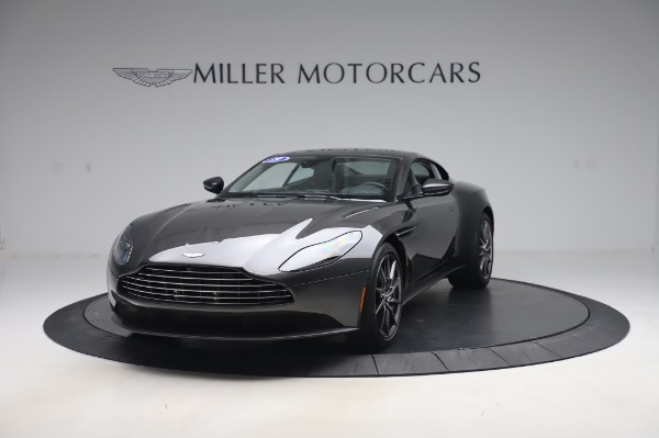 Used 2019 Aston Martin DB11 V8 Coupe for sale $159,900 at Rolls-Royce Motor Cars Greenwich in Greenwich CT 06830 12