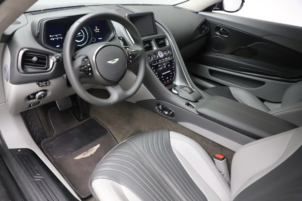 Used 2019 Aston Martin DB11 V8 Coupe for sale $159,900 at Rolls-Royce Motor Cars Greenwich in Greenwich CT 06830 13