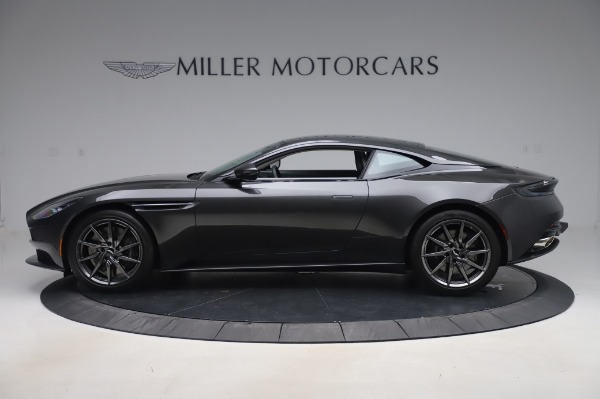 Used 2019 Aston Martin DB11 V8 Coupe for sale $159,900 at Rolls-Royce Motor Cars Greenwich in Greenwich CT 06830 2