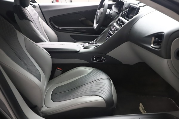 Used 2019 Aston Martin DB11 V8 Coupe for sale $159,900 at Rolls-Royce Motor Cars Greenwich in Greenwich CT 06830 20