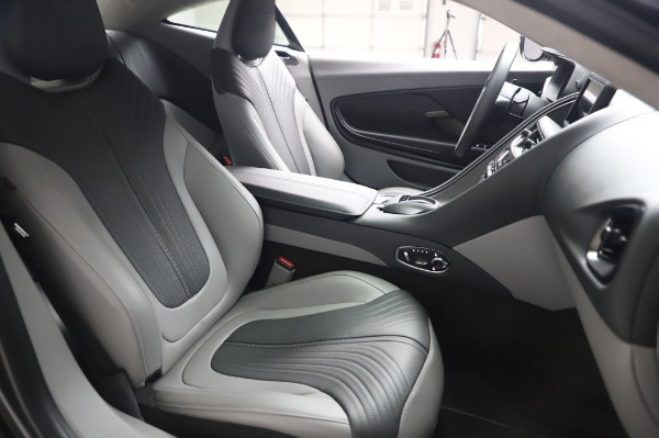 Used 2019 Aston Martin DB11 V8 Coupe for sale $159,900 at Rolls-Royce Motor Cars Greenwich in Greenwich CT 06830 21