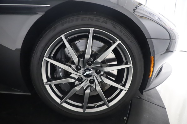 Used 2019 Aston Martin DB11 V8 Coupe for sale $159,900 at Rolls-Royce Motor Cars Greenwich in Greenwich CT 06830 23