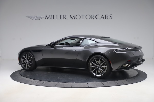 Used 2019 Aston Martin DB11 V8 Coupe for sale $159,900 at Rolls-Royce Motor Cars Greenwich in Greenwich CT 06830 3