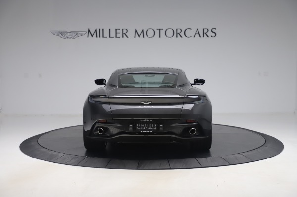 Used 2019 Aston Martin DB11 V8 Coupe for sale $159,900 at Rolls-Royce Motor Cars Greenwich in Greenwich CT 06830 5