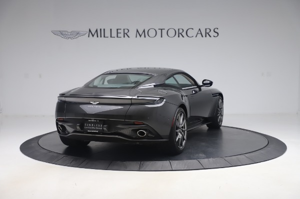 Used 2019 Aston Martin DB11 V8 Coupe for sale $159,900 at Rolls-Royce Motor Cars Greenwich in Greenwich CT 06830 6