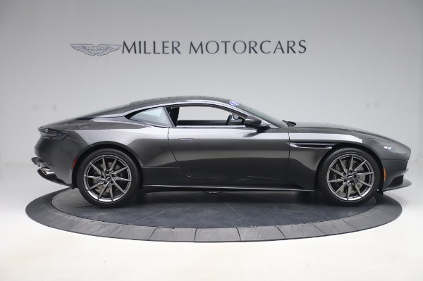 Used 2019 Aston Martin DB11 V8 Coupe for sale $159,900 at Rolls-Royce Motor Cars Greenwich in Greenwich CT 06830 8