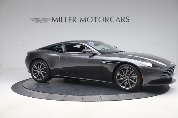 Used 2019 Aston Martin DB11 V8 Coupe for sale $159,900 at Rolls-Royce Motor Cars Greenwich in Greenwich CT 06830 9