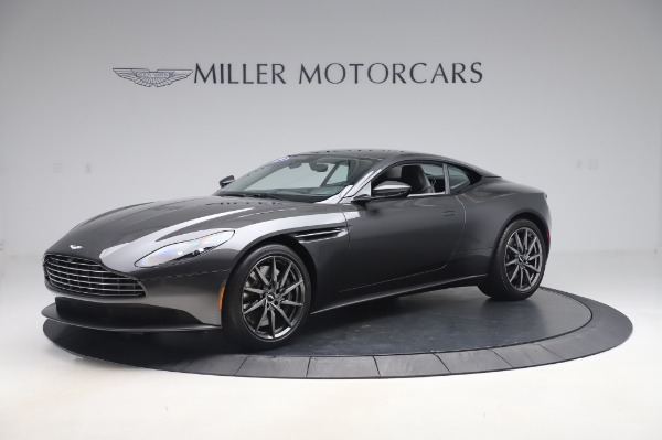 Used 2019 Aston Martin DB11 V8 Coupe for sale $159,900 at Rolls-Royce Motor Cars Greenwich in Greenwich CT 06830 1