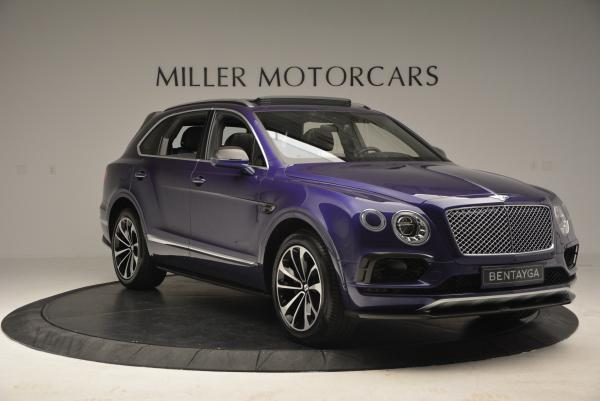 New 2017 Bentley Bentayga for sale Sold at Rolls-Royce Motor Cars Greenwich in Greenwich CT 06830 13