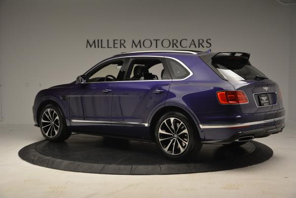 New 2017 Bentley Bentayga for sale Sold at Rolls-Royce Motor Cars Greenwich in Greenwich CT 06830 4